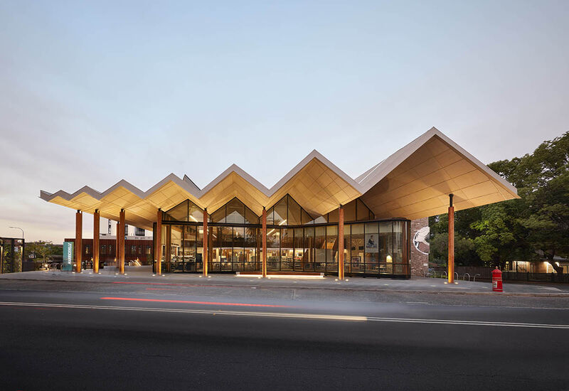 Public demand for sustainable community spaces drives construction of award winning library