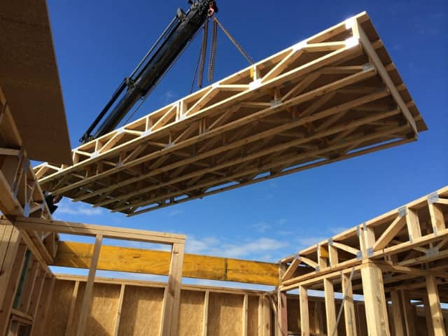 News events upcoming events frame australia for Prefabricated wood trusses