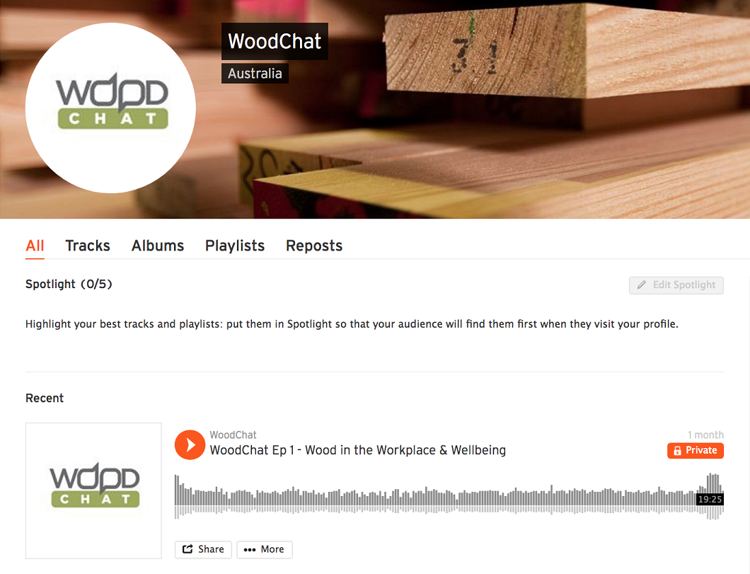 New podcast WoodChat to highlight the latest Australian forest and wood news